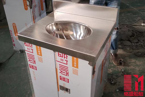 船用不锈钢家具 船用厨房家具 洗手池